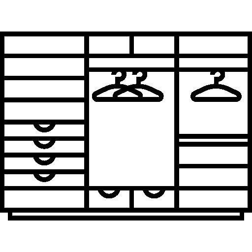 Ícone - Armário / Guarda-Roupas