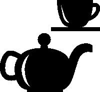 Ícone - Jogo de Chá e Café