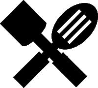 Ícone - Utensílios de cozinha para Empréstimo