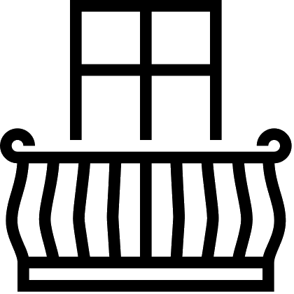 Ícone - Varanda Térrea